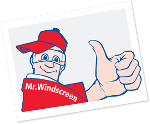 Mr. Windscreen Logo