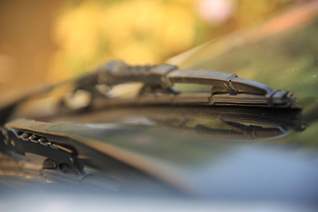 Wipers and more: caring for a 'cocooned' car
